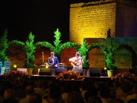 Edición de 2008 del Festival Flamenco Joaquín el de la Paula