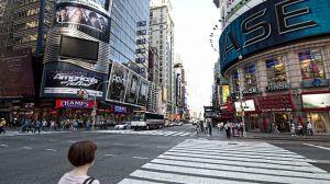 Vista de Times Square en Nueva York en EEUU, uno de los destinos más demandados según el estudio/Darkmelia/Flickr.com