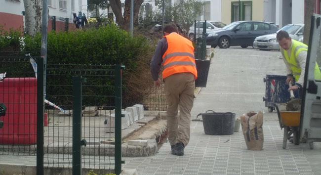 Las obras fueron prometidas por el alcalde tras su visita al barrio/SA