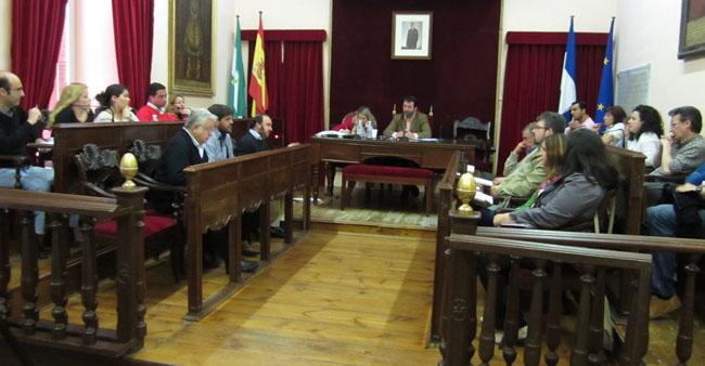 El Pleno ha aprobado hoy por unanimidad la propuesta/SA