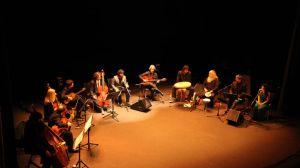 El espectáculo 'Las idas y las vueltas'/Ortiz Tribaldos