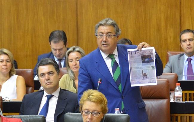 zoido-parlamento-130912