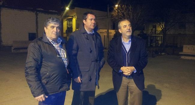 Espadas instó a Ayuntamiento y Junta a que alcancen un acuerdo en torno al parque de la Música/SA