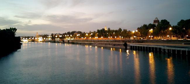 La organización ecologista Equo Sevilla se posicona en contra del dragado del Guadalquivir y alerta a los sectores que afectaría la iniciativa / Oscardodo (flickr)