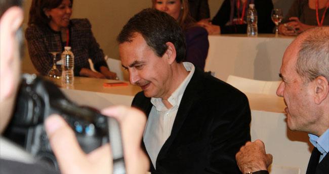 José Luis Rodríguez Zapatero es galardonado por su labor en defensa de la Igualdad, según el PSOE-A./ Juan Carlos Romero