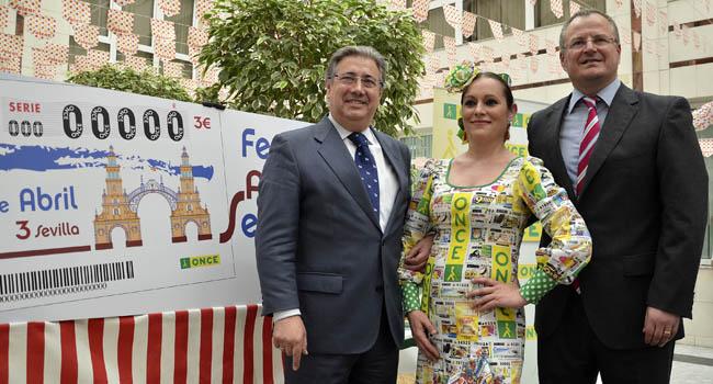 El cupón del viernes del sorteo de la Once estará dedicado a la Feria de Abril de Sevilla / Sevilla Actualidad