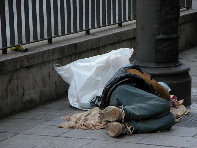 Según el estudio, uno de cada tres andaluces vive bajo el umbral de la pobreza./Foto de Archivo