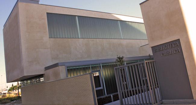 Las obras en la nueva biblioteca pública de La Rinconada han concluido y está prevista la apertura del centro después del verano / Sevilla Actualidad