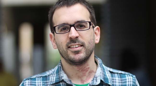 El libro 'Yo precario' de Javier López Menacho cuenta con prólogo de Manuel Rivas/SA
