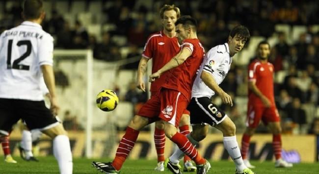 El Sevilla debe confíar en las estadísticas para doblegar al Valencia / SEVILLA F.C.