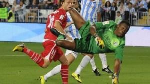 La ocasión desperdiciada por Rakitic en Málaga ejemplifica a la perfección las carencias de este Sevilla / SEVILLA F.C.