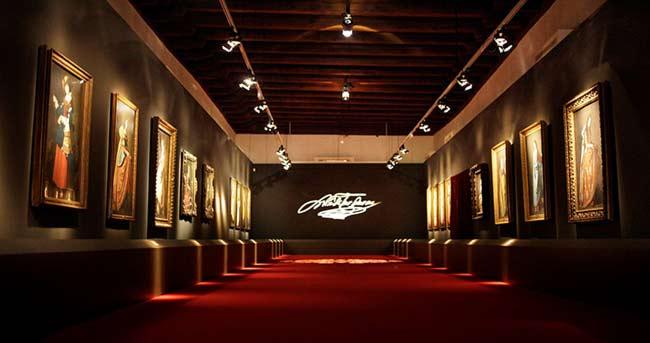 El espacio Santa Clara acoge la exposición 'Santas de Zurbarán' / Sevilla Actualidad
