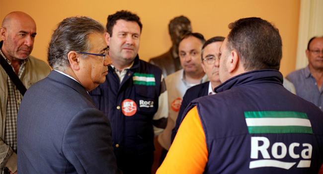Los empleados buscarán el apoyo de las administraciones públicas en el nuevo frente contra los despidos / Sevilla Actualidad