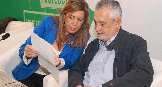 La candidatura de Susana Díaz a las primarias suma adhesiones de las agrupaciones socialistas / Sevilla Actualidad