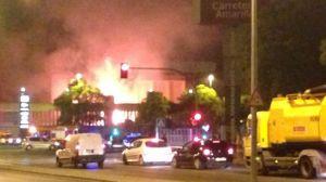 incendio los arcos masehhi