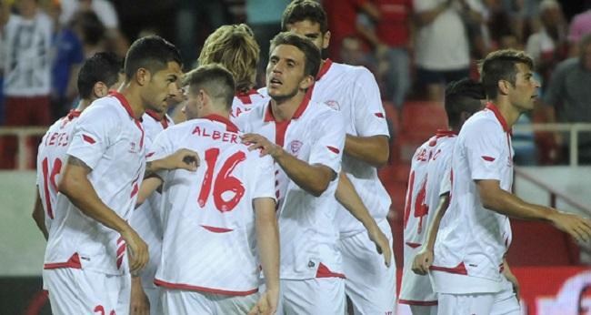 Foto grupo Sevilla