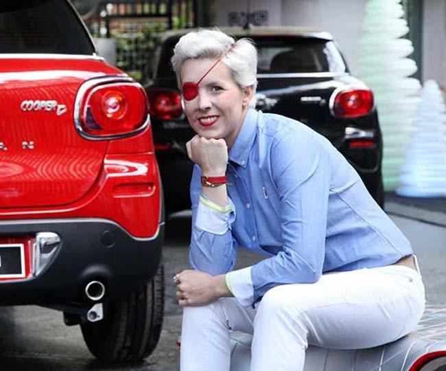 Maria de Villota facebook personal