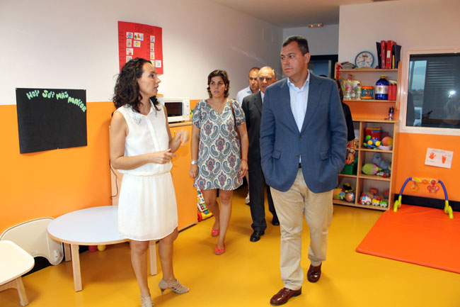 Visita Segunda Escuela Infantil Municipal