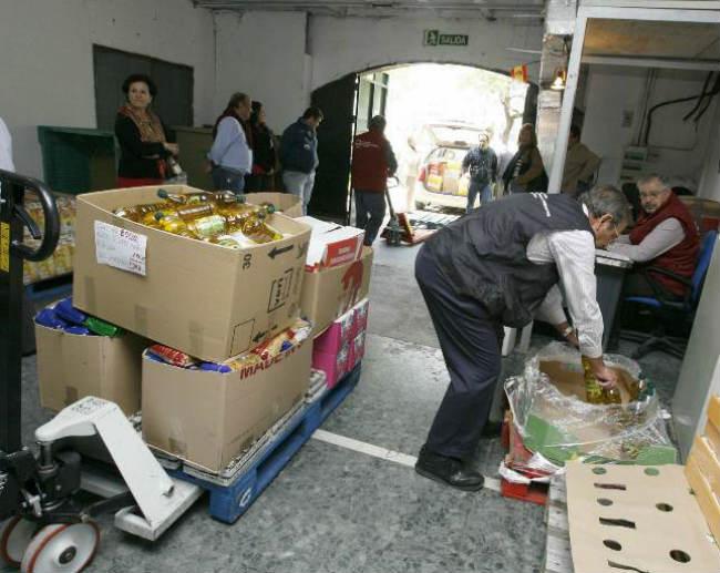 recogida-alimentos-sandra-camps-canalsolidario