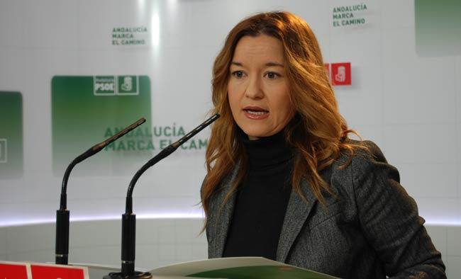 Verónica Pérez optará a liderar el PSOE de Sevilla/SA
