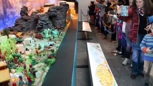 Inauguracion Belen Playmobil 1