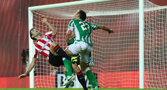 Athletic-Betis Nacho