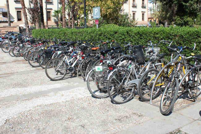 bicicletas sevilla