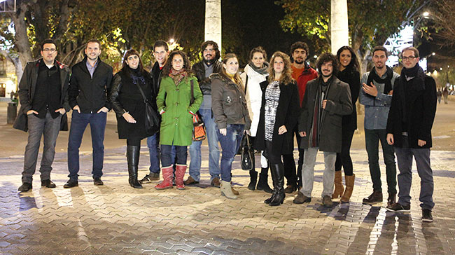La redacción de Sevilla Actualidad está formada por jóvenes periodistas de Andalucía que mantienen el pulso periodístico de Sevilla y su provincia desde 2009 / Sevilla Actualidad
