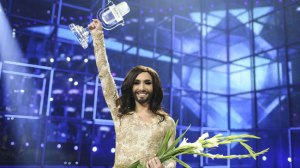 Conchita Wurst, el alter ego de Thom Neuwirst, gana Eurovisión/ Eurovisión