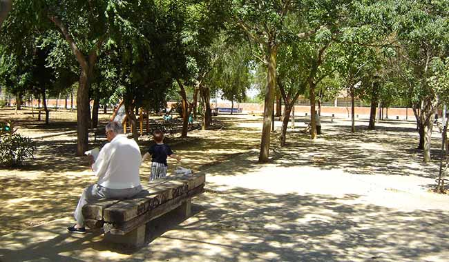 Parque Almendral de Carmona/SA