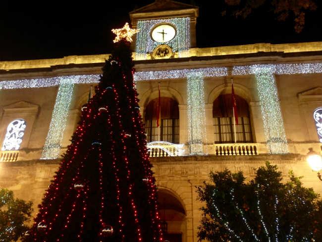 Ayuntamiento navidad