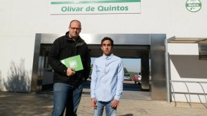 Visita Olivar de Quinto