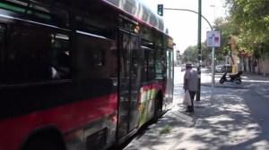 parada bus