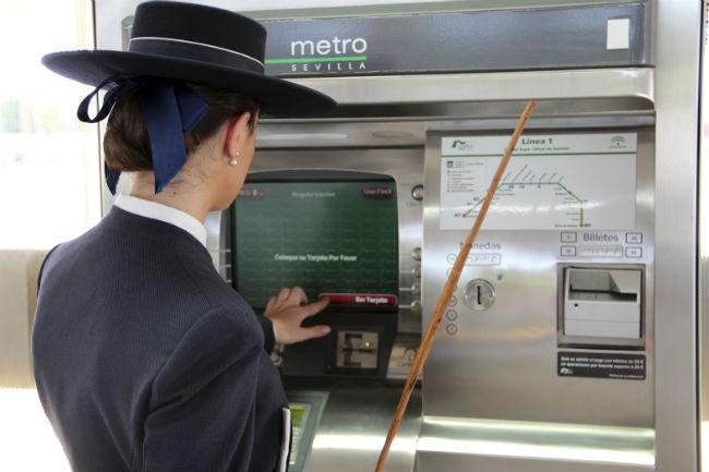 metro carga