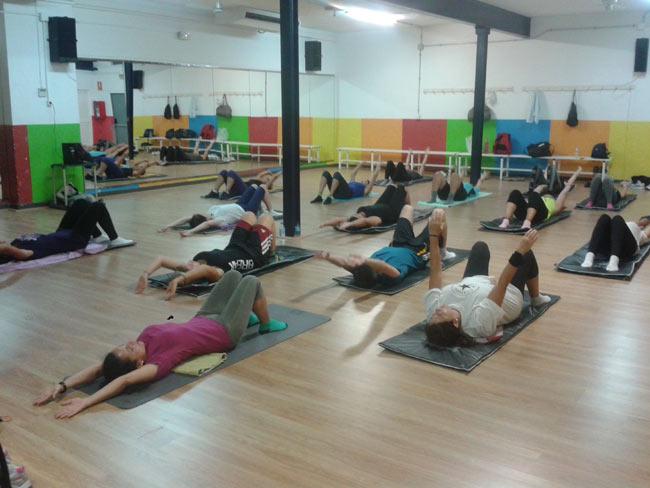 Actividades--Pilates