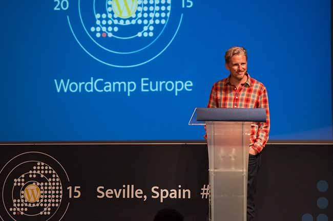 WordCamp-Europe-Seville-Matt-Mullenweg-foundartphoto