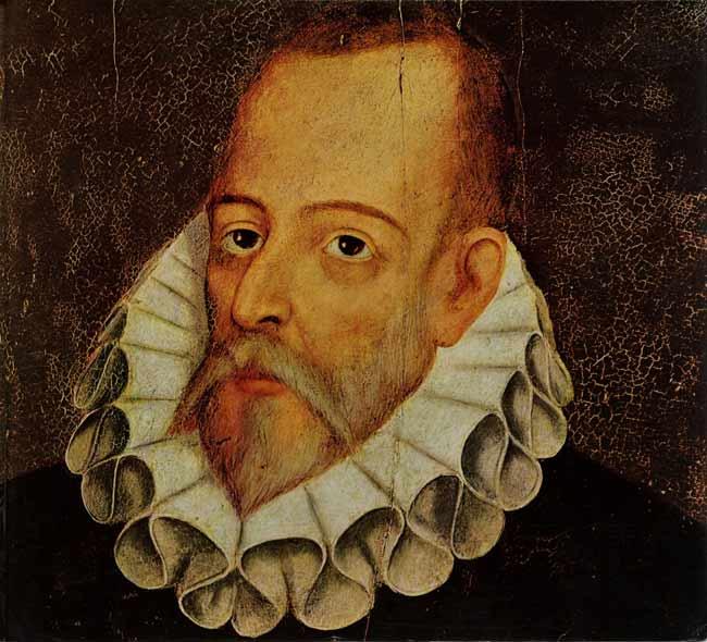Retrato de Miguel de Cervantes-Juan-de-Jauregui