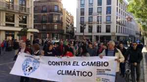 marcha cambio climatico