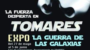 cartel-expo-guerra-galaxias-tomares
