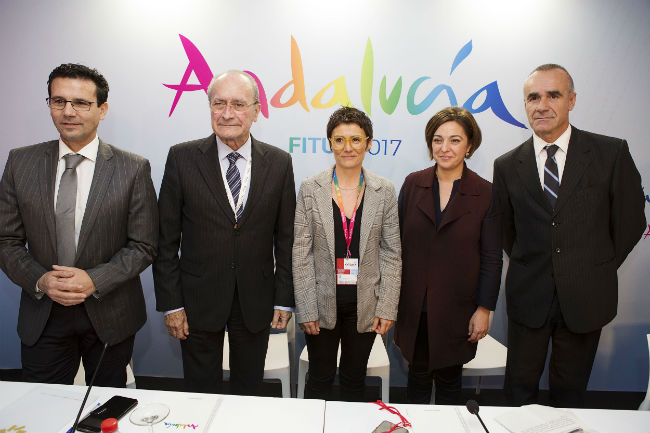 Andalusian Soul Fitur
