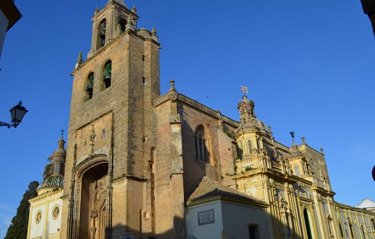 iglesia de santiago utrera