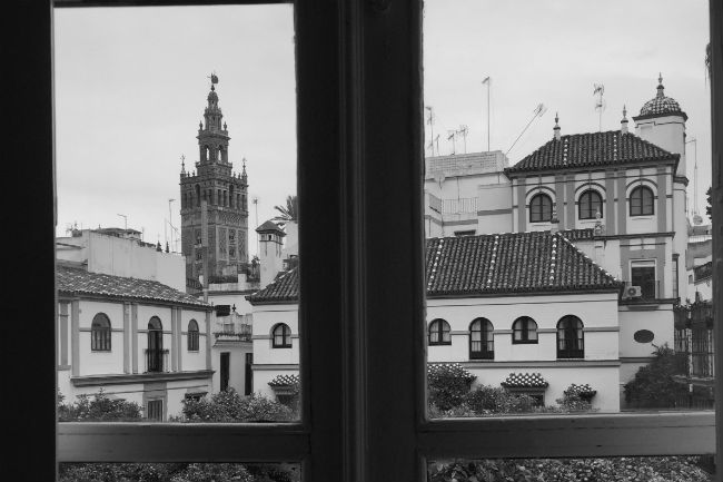 giralda vista ventana jaime fernandez mijares