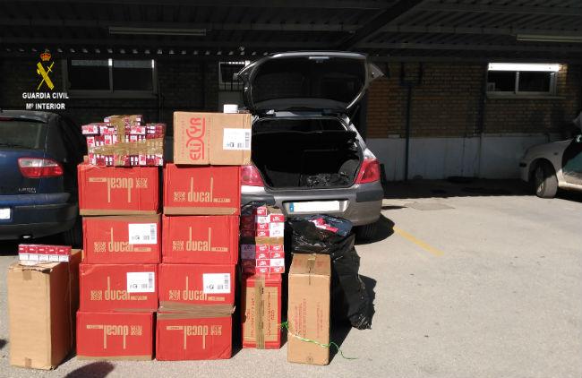 coche-cargado-contrabando