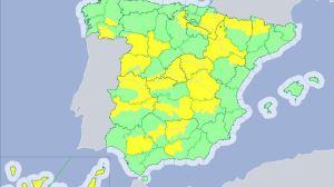 mapa avisos