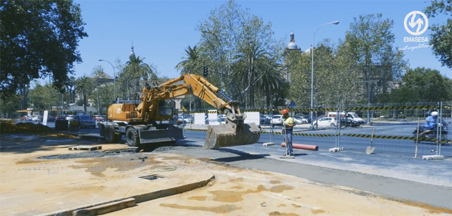 obras-emasesa-avenida-borbolla-distrito-sur