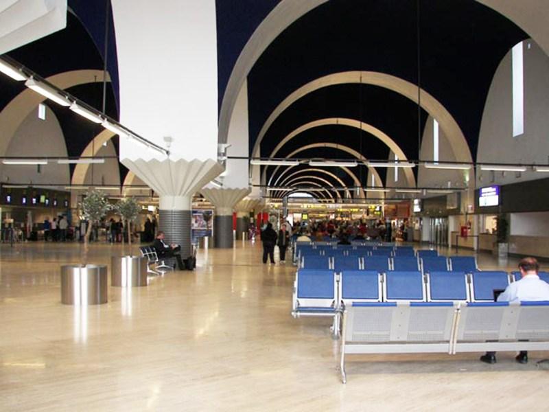 Terminal del Aeropuerto