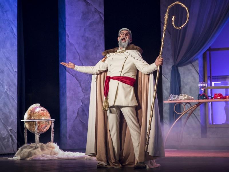 Manu Sánchez en 'El Buen Dictador'