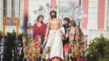 Jesús Despojado, Domingo de Ramos