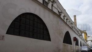 Exterior de las Reales Atarazanas