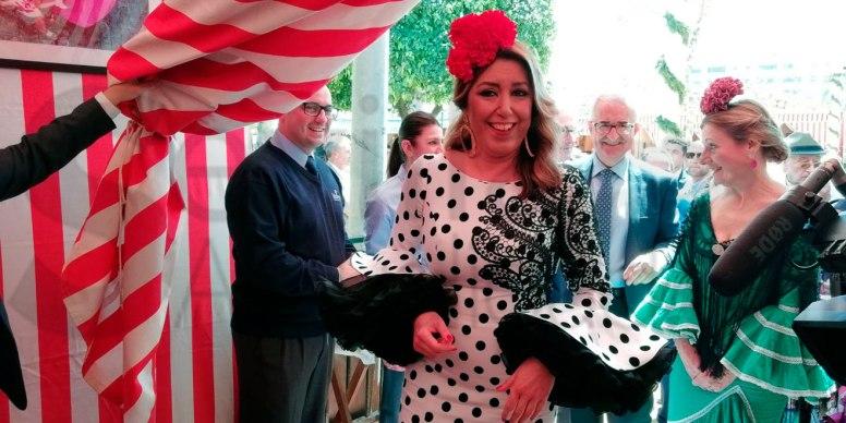 Susana Díaz Feria APS 2018
